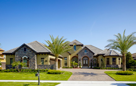 Custom Homes by Dave Brewer Torina Model
