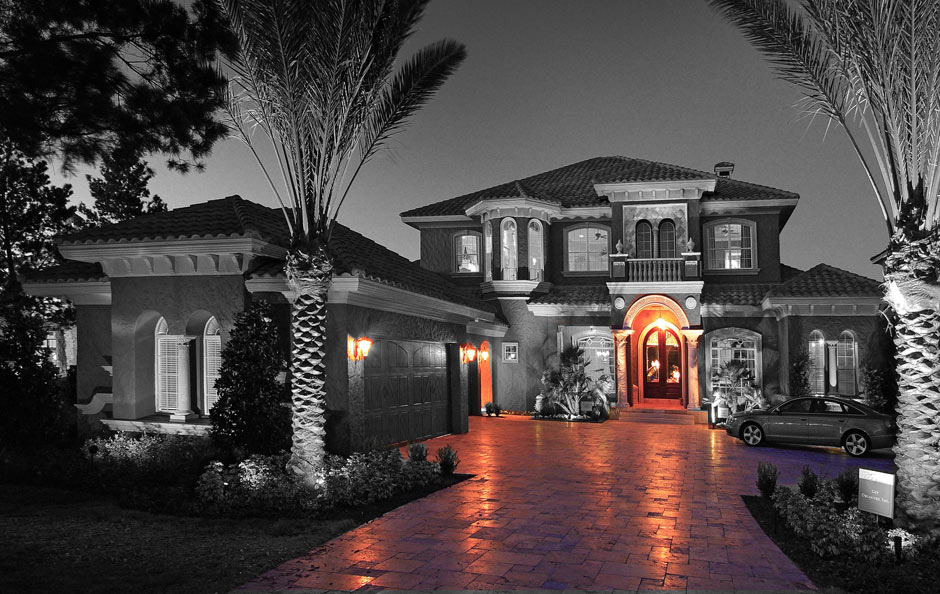 Build custom home in Orlando