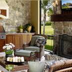 Outdoor Living Photos by Dave Brewer Custom Homes