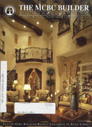 Dave Brewer Custom Homes in Master Custom Builder Council Magazine
