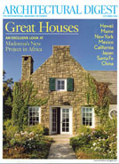 Dave Brewer Custom Homes in Architectural Digest